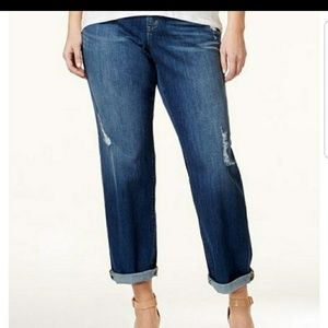 Michael Kors Distressed Jeans 22W